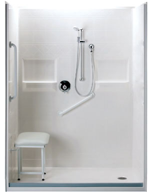 Easy Access Showers Walk In Tubs Los Angeles